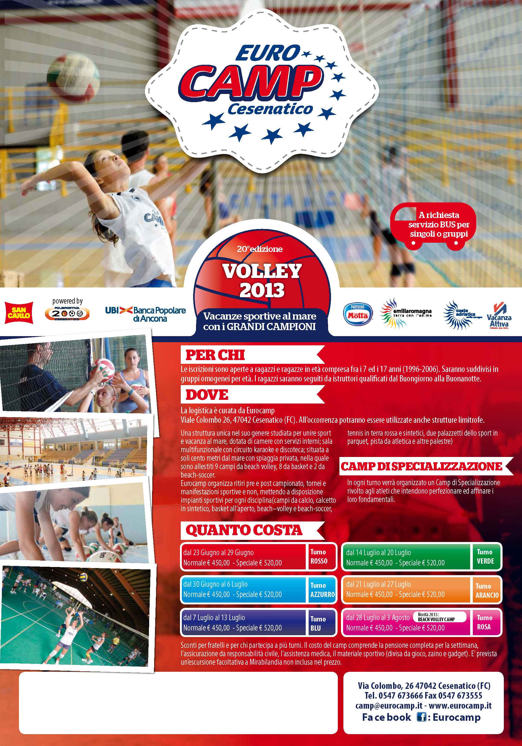 Camp Volley 2013
